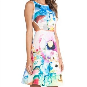 Clover Canyon Neoprene Dress